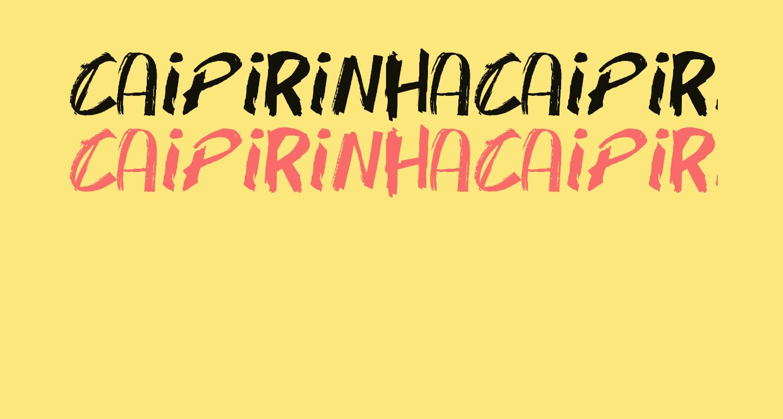 CaipirinhaCaipirinha