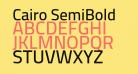 Cairo SemiBold