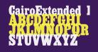 CairoExtended Regular