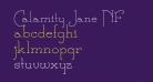 Calamity Jane NF