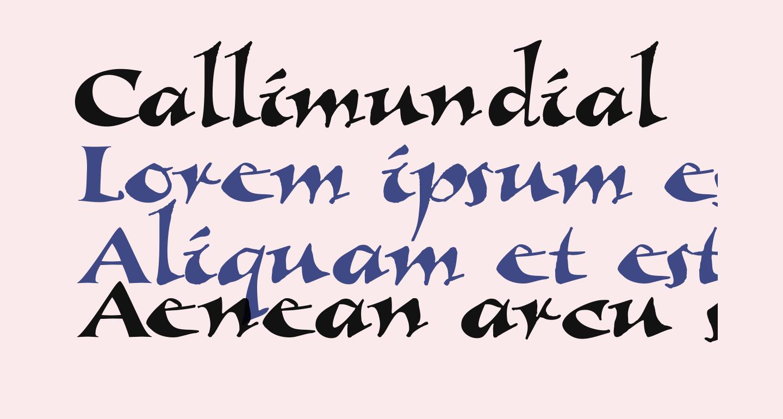Callimundial
