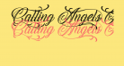 Calling Angels Personal Use
