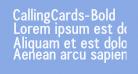 CallingCards-Bold