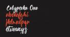 Calypsoka One