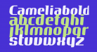 Cameliabold