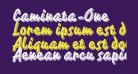 Caminata-One