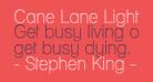 Cane Lane Light