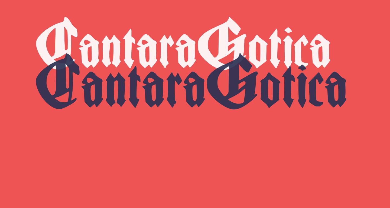 CantaraGotica