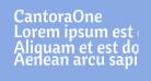 CantoraOne
