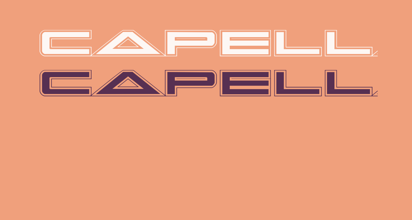 Capella Academy Regular