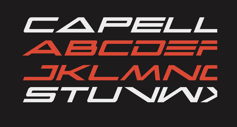 Capella Italic