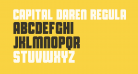Capital Daren Regular