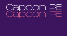 Capoon PERSONAL USE Light