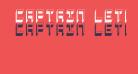 Captain Lethargic