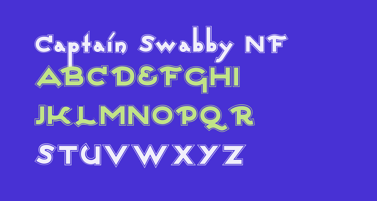 Captain Swabby NF