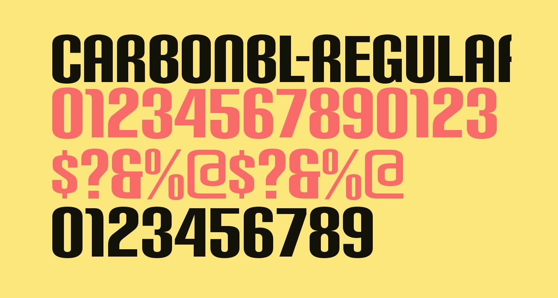 CarbonBl-Regular