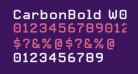 CarbonBold W00 Regular