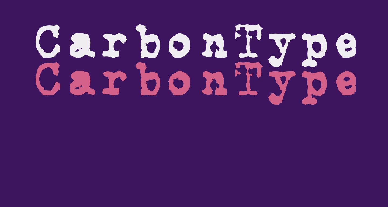CarbonType