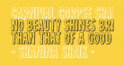 Carnival Corpse Shadow