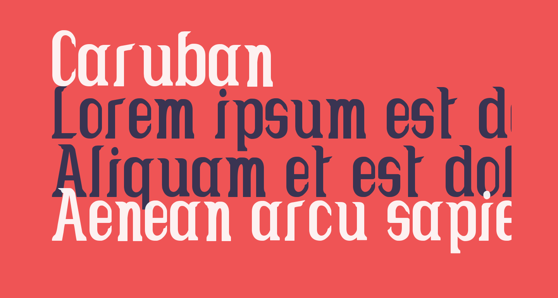 Caruban