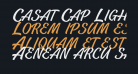 Casat Cap Light PERSONAL USE