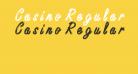 Casino Regular