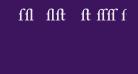 CaslonAlternateSSK SemiBold