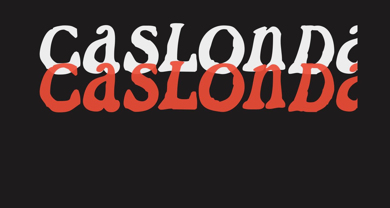 CaslonDadaesque