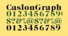 CaslonGraphique-Opti