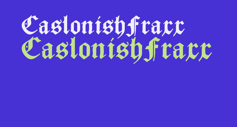CaslonishFraxx