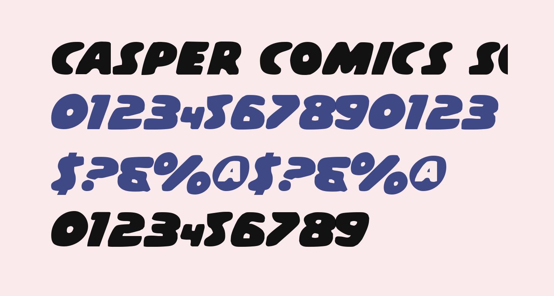 Casper Comics Solid