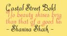 Castal Street Bold