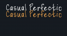 Casual Perfectionist