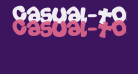 Casual-Tossed