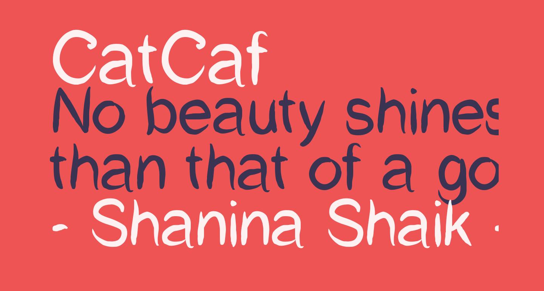 CatCaf
