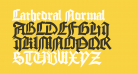 Cathedral Normal