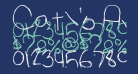 Cat's Awesomely Awesome Font