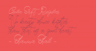 Cecilia Script Regular