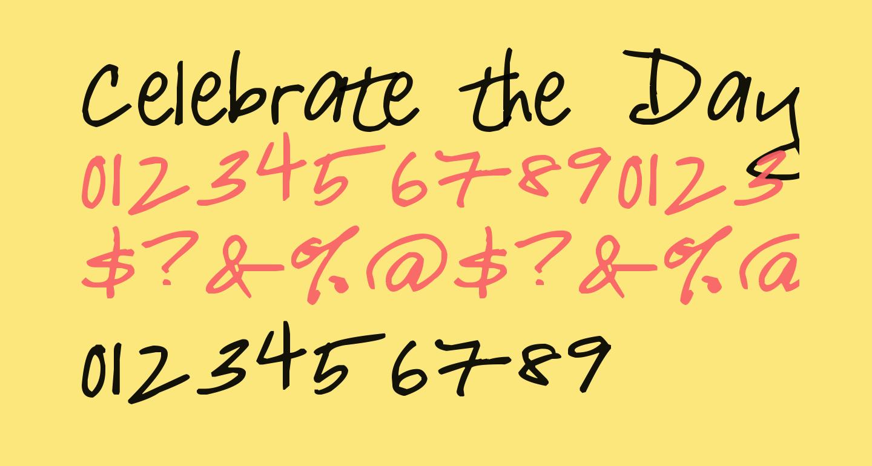 Celebrate the Day