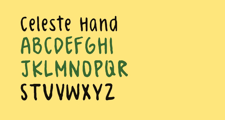Celeste Hand