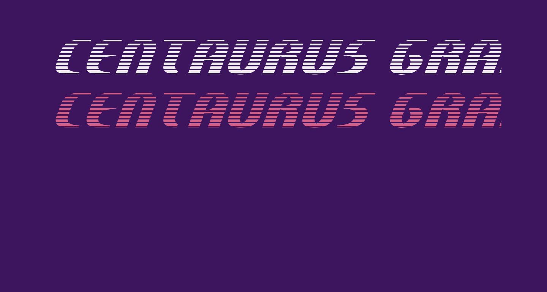 Centaurus Gradient