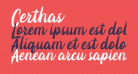 Certhas
