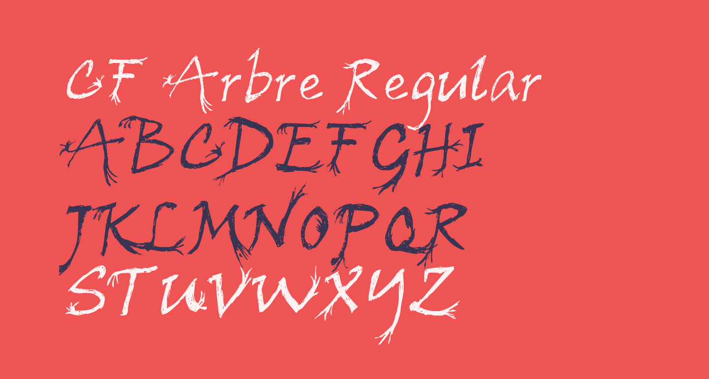 CF Arbre Regular