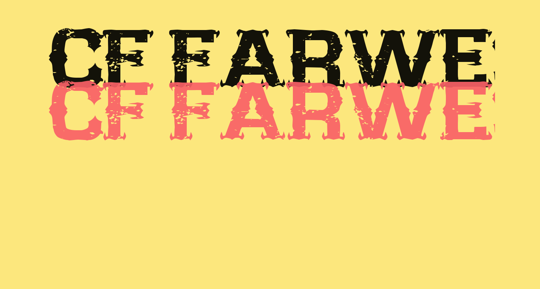 CF Farwest Regular