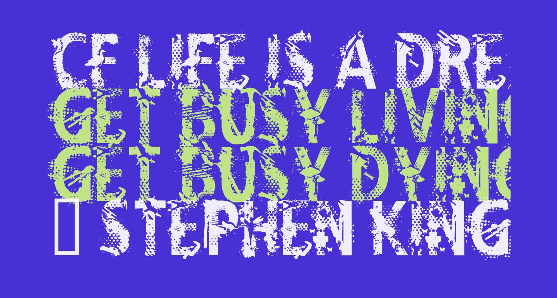 CF Life Is A Dream Regular