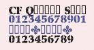 CF Quebec Stamp Regular