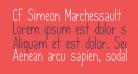 CF Simeon Marchessault Regular