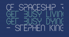 CF Spaceship Regular