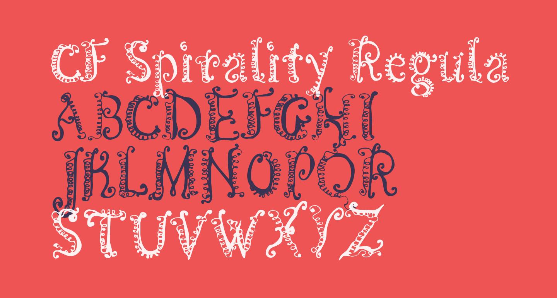 CF Spirality Regular