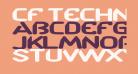 CF TechnoRama Regular